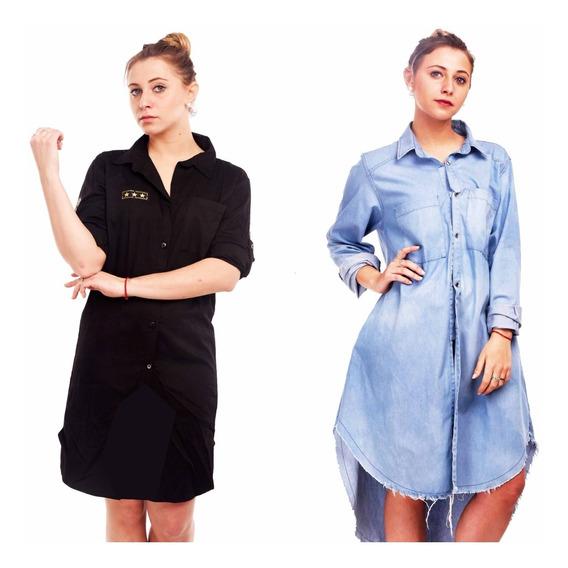 Customs Ba Combo X 2 Camisolas Mujer Pack Combo Camisola Flo