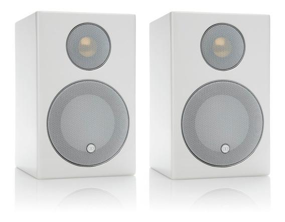 Monitor Audio Radius 90 Caixa Bookshelf 100w 8 Ohms Nf (par)