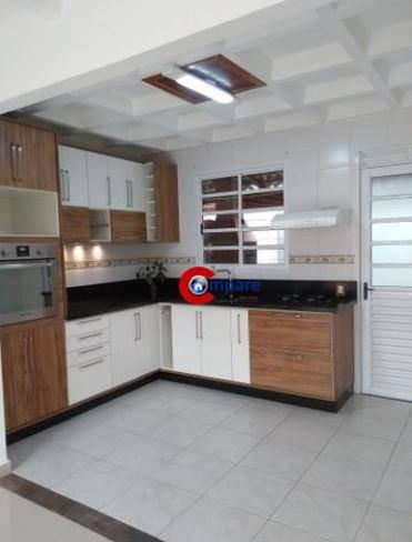 Sobrado Com 2 Dormitórios Para Alugar, 57 M² Por R$ 1.300/mês - Vila Nova Bonsucesso - Guarulhos/sp - So1841