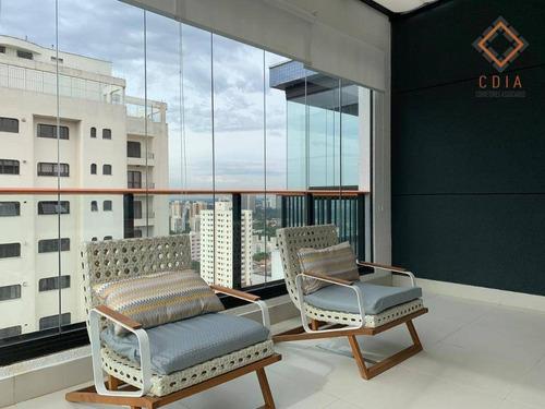 Cobertura Com 2 Dormitórios À Venda, 107 M² Por R$ 1.250.000,00 - Alto Da Boa Vista - São Paulo/sp - Co1484