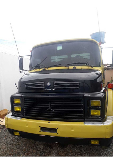 M Benz 1513 Cabine Alta