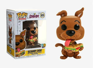 Funko Pop Scooby-doo #625 With Sandwich Original