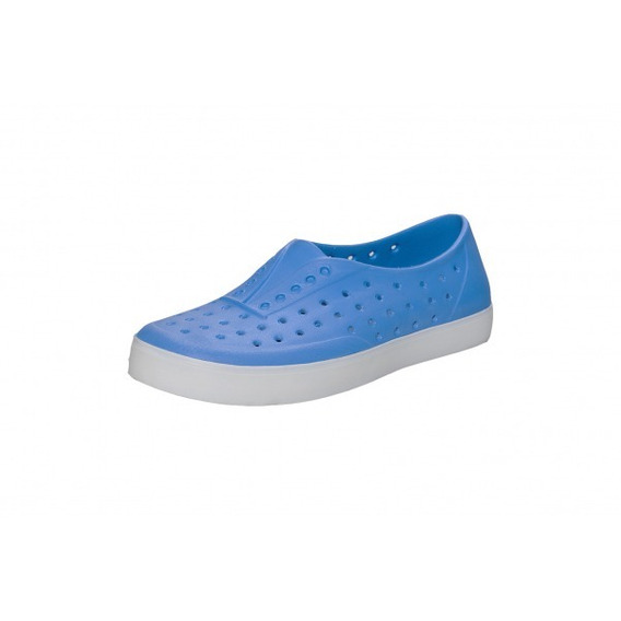 Zapatillas De Goma Unisex Humms Zumba Azul Brillante