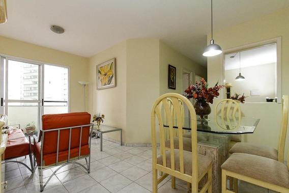 Apartamento No 3º Andar Mobiliado Com 2 Dormitórios E 1 Garagem - Id: 892969533 - 269533