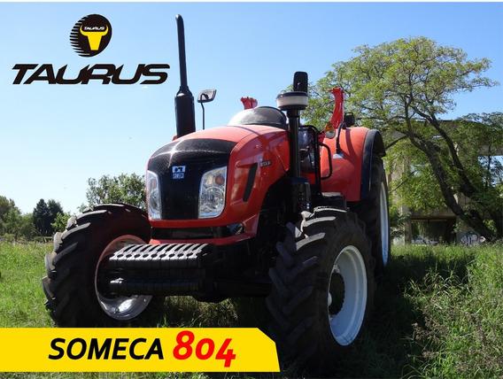 Tractor Someca 804 Tracción 4x4 80 Hp Taurus Agrícola