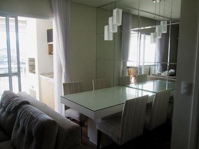 Apto Espaço E Vida I - 3 Dormitórios Mobiliado - V22660