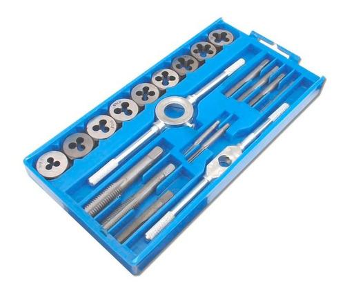 Tarrajas Y Machelos Kit X 20 Pc Milimetrico