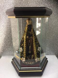 Imagem Nossa Senhora Aparecida Na Redoma