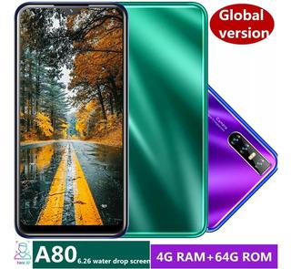 Vendo Um A80 Zerado Na Caixa 4g Ram 64 Gb