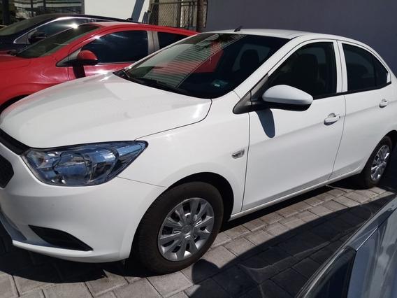 Aveo 2018 Ls Automatico Paq.b Ng Blanco Chevrolet