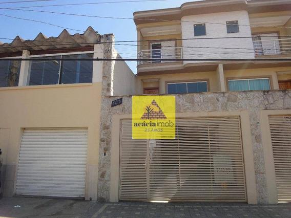 Sobrado Com 3 Dormitórios À Venda, 220 M² Por R$ 890.000,00 - Parque São Domingos - São Paulo/sp - So2465