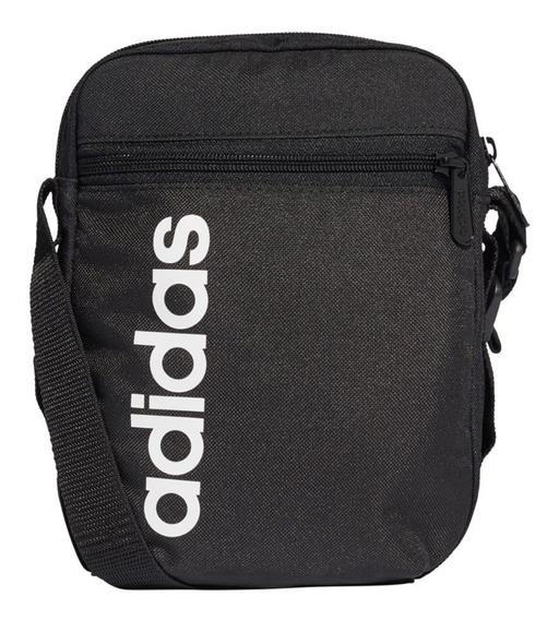 Bolsa Shoulder Bag adidas Estampa Lateral Lin Core Original