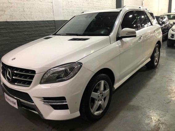 Mercedes-benz Ml 2014 3.5 Ml350 4matic Sport B.eff Techo