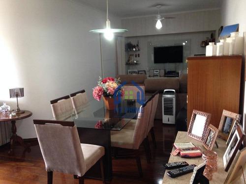 Apartamento Com 3 Dormitórios À Venda, 138 M² Por R$ 340.000 - Vila Bancário - São José Do Rio Preto/sp - Ap1209