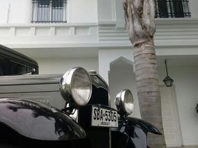 Ford A Victoria Año 1931