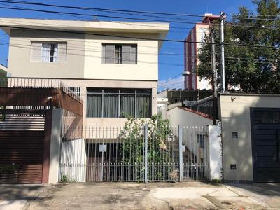 Excelente Sobrado Com 3 Dormitórios 1 Suite, 4 Vagas, Próximo Ao Terminal Barra Funda E Ponte Do Limão. - So1972