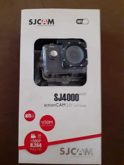 Sj Cam 4000 Com Wi-fi Com Entrada Externa Para Microfone