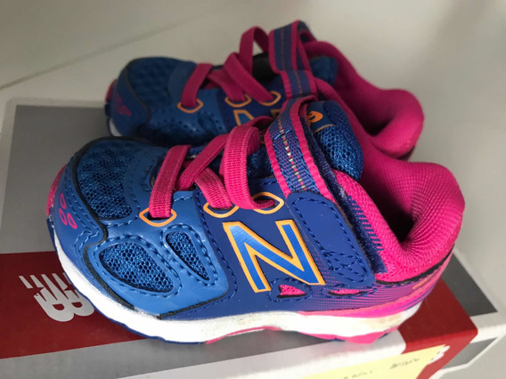 Tênis New Balance Baby Novo