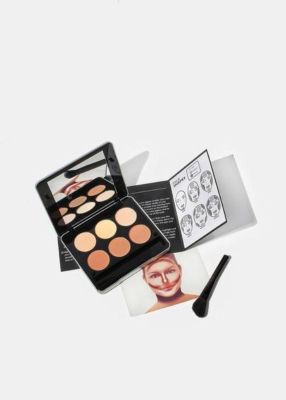 Kit De Contorno Em Pó Makeover Essentials