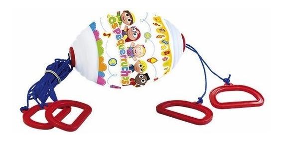 Brinquedos Tradicional Vai E Vem Pequerruchos - Rosita