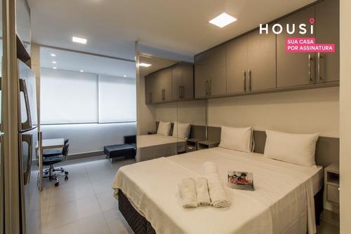Apartamento - Vila Olimpia - Ref: 1009 - L-1009