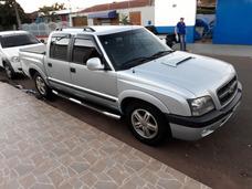S10 2.8 Executive 2006 Cab. Dupla 4x4 4p Otimo Estado
