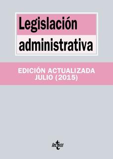Legislación Administrativa(libro Derecho Administrativo)