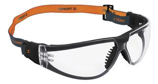 10 Lentes Truper Goggles Protectores Laboratorio, Seguridad