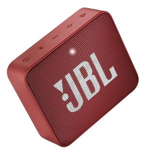 Parlante Jbl Go 2 Bluetooth Portátil Sumergible Original Go2 Garantia Oficial