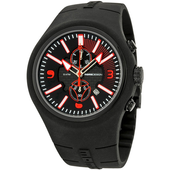 Relógio Momo Design - Md1009bk-41