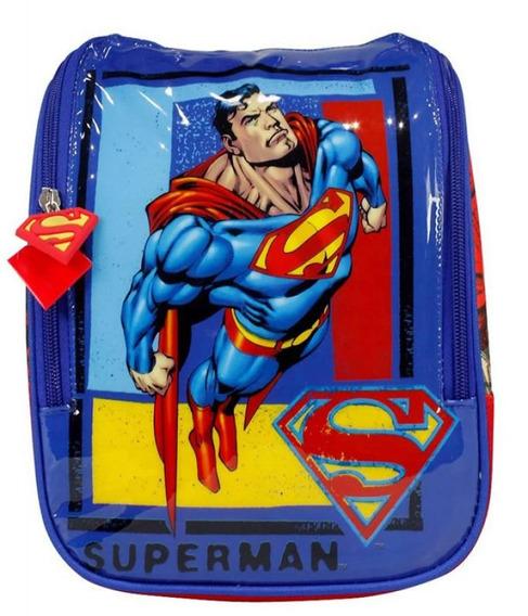 Lancheira Azul Superman - La32225sm0200un