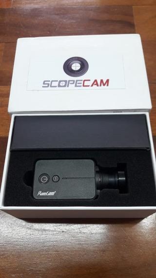 Runcam 2 Scopecam Dmr Com Suporte Para Arma