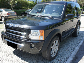 Land Rover Discovery 3 S 4.0 4x4 Gas V6 At 2009