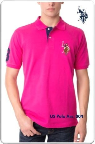 Us Polo Ass. Polos 100% Originales Big Logo.
