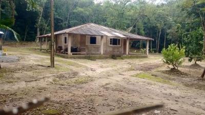 Sítio No Mambu Em Itanhaém, Com 242000m² Ref 4718