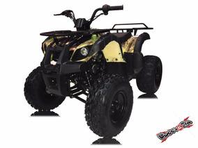 Mini Quadriciclo 125cc 4x2 Câmbio Automático Com Ré