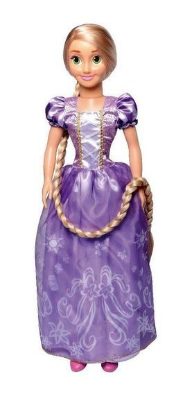 Boneca Rapunzel 78cm Disney Sonhos De Princesas Baby Brink