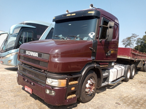 Imagem 1 de 7 de Scania 124 360 Milenium