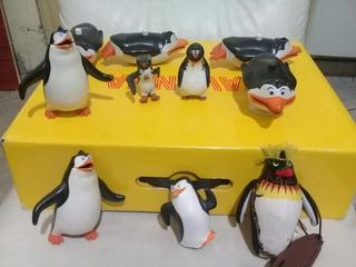 Pingúinos Madagascar Macdonalds