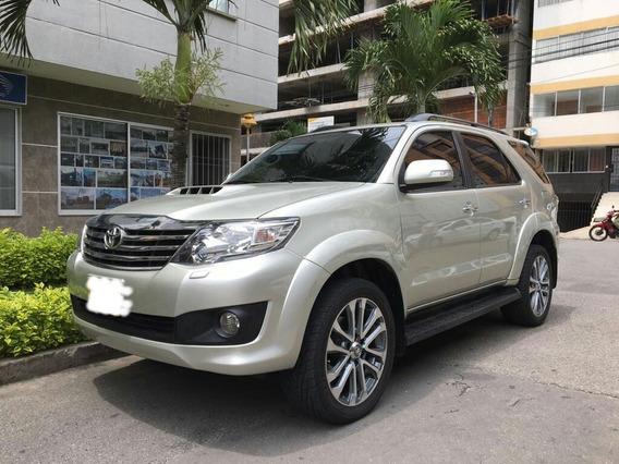 Toyota Fortuner 2015 4x4