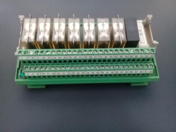 Bloco Acoplador Umk-8 Rels/ksr -24/2x21/so251