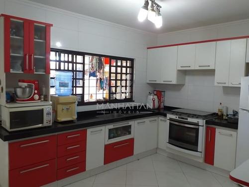 Imagem 1 de 21 de Casa À Venda Em Jardim Boer I - Ca003990