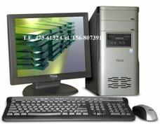 Técnico A Domicilio Computadoras Pc, Notebooks Mar Del Plata