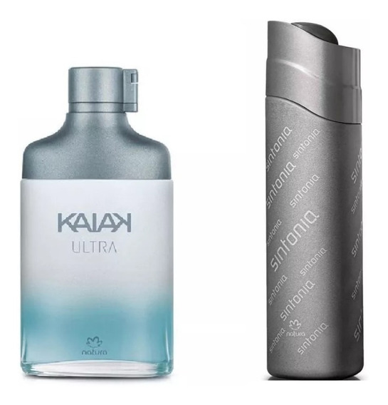 Combo Perfumes Masculinos Natura : Kaiak Ultra + Sintonia