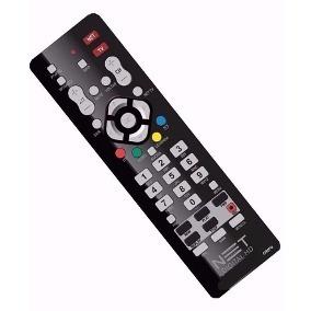 Controle Original Net Para Tv A Cabo Digital Hd Max -cr2fp