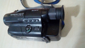 Filmadora Sony Handycam V 8mm