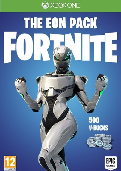 Fortnite Eon Skin + 500 V-bucks - Pc Xbox Ps4 Switch Mobile