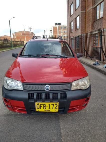 Fiat Palio Adventure 1800