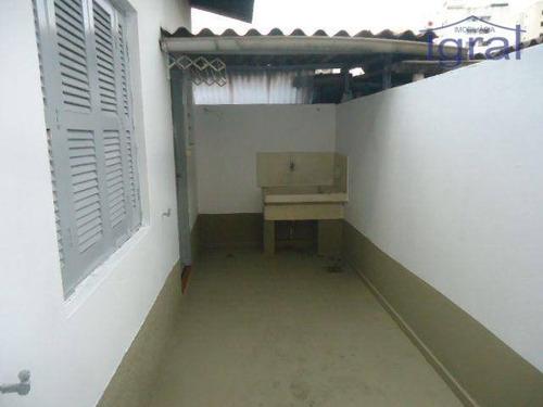 Imagem 1 de 5 de Casa Para Alugar, 30 M² Por R$ 1.000,00/mês - Jabaquara - São Paulo/sp - Ca1029