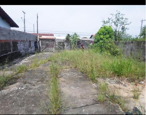 Imagem 1 de 4 de Terreno Para Contrução Em Mongaguá
